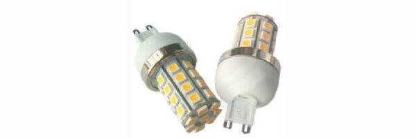 G9  Hochvolt LED-Leuchtmittel