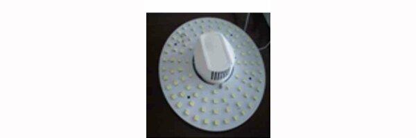 Lampeneinsätze, Inlays
