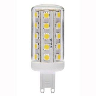 G9 Kornlampe SAYA, 34  SMD2835, 4W, warmweiß, CRI>80, 400lm