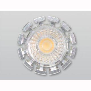 MR16 COB LED 8W 640lm Nichia 36° dimmbar 12V AC/DC