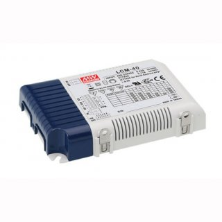 LED Konstantstromtreiber 40W, 2 in 1- Dimmung, 350/500/600/700/900/1050mA