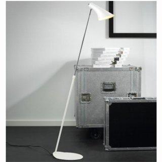 Stehlampe Vanila, E14, Höhe: 129cm, weiß oder schwarz