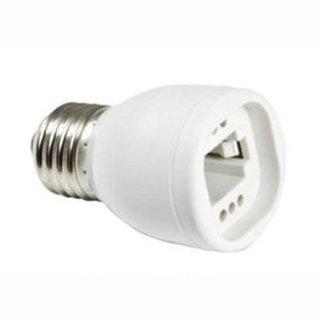 E27/ G23 bzw. G24- Adapter nur für LED-Leuchtmittel