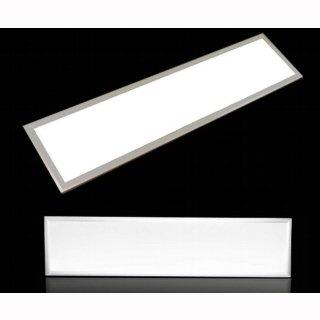 LED Panelleuchte, 120 x 29,5cm, 1,15cm tief, 42W, ultraflach