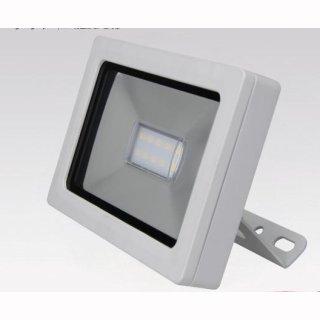 LED Floodlight ultraflch weiß 30W IP65 120° 1x30W Bridgelux COB Professional