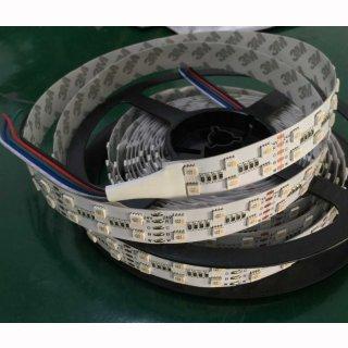 Flex Stripe RGB+WW, 4-Chip, 20mm, 24V DC, 38W/m , SMD5050/120, IP20, doppelreihig