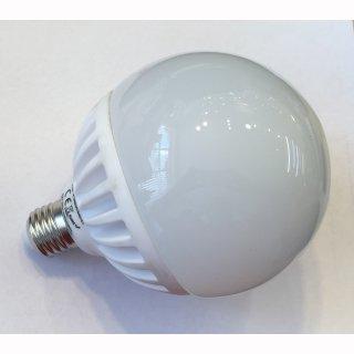 LED Globelampe, E27, opal, 18W, 1521lm, opal, 270°, 3000K