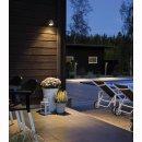 LED- Wandlampe, Trieste, für Garten- und Außenbeleuchtung,