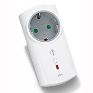Funk Zwischenstecker mit Abschaltautomatik ITLR-3500T, 3500W, selbstlernend