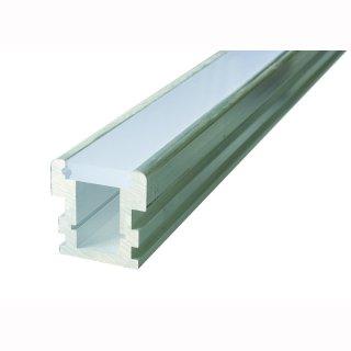 MikaLux, Alu HR-LINE Profil, 22,2x 26mm, für Außenanwendung
