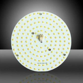 Einbau-LED-Inlay Set 15W, 1250lm, rund 142mm mit Trafo und Magnethaltern
