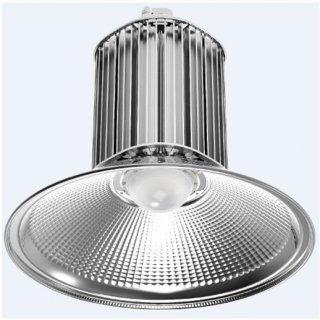 High Bay Pendel- Hallenleuchte Cree 200W, Meanwell, heatpipe 60°, 90°, 110°, IP44