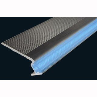 Mikalux LED-Treppenprofil Niza, 53,5x20,5mm, pro m