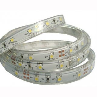 Flex Stripe SMD 3528/120 LEDs/m ,12V 9,6W/m IP68 Sleeve