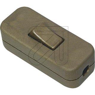 Wipp - Zwischenschalter gold 1-polig