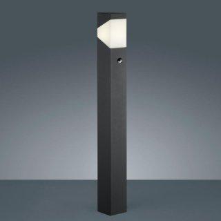 pollerleuchte rio 1x e14 10x10x100 cm mit bewegungsmelder ip44 179 00. Black Bedroom Furniture Sets. Home Design Ideas