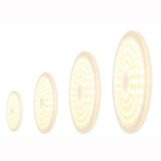LED Aufbauleuchte Foxx Round 50cm 33w 2700k 2970lm