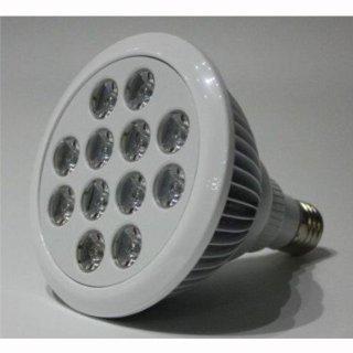 PAR 38 LED Pflanzenlampe, 12W, E27, 35° Flora, Growlight