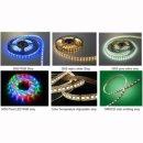 Flex Stripe RGB  30 SMD5050 LEDs/m, 24V, 8,6W/m,