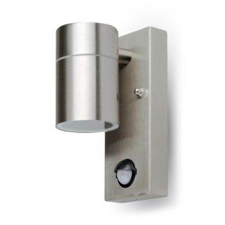 Außenwandleuchte mit Sensor/Bewegungsmelder GU10