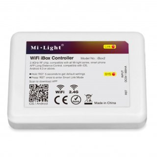2.4G WiFi Box Smart Controller kompatibel mit MiLight 2.4GHz Produkte