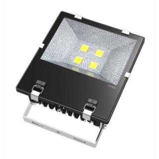 LED Floodlight 200W IP65 120° 4x50W Bridgelux COB Professional
