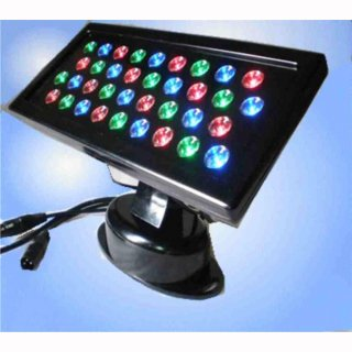 MikaLux Premium-Line LED-Projektor 36W RGB DMX
