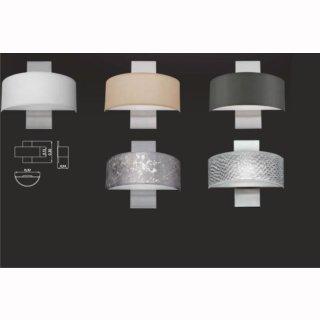LED Wandleuchte Gea 2x3,5W G9, je 350lm, 3000K