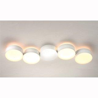 Deckenleuchte Touch LED 4x4,3W 2492Lm 2700K dim
