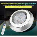 Unterwasserlampe LoRa 433MHz 15W 12/24V RGB+CCT IP68