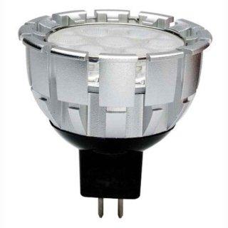MR16 LED  6W Premium Nichia 36° warmweiß, dimmbar 12V AC/DC