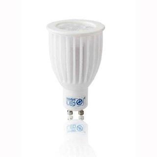 GU10  8W Ceramic Nichia 36°, dimmbar mit Phasenabschnitt, 500lm, 2700K oder 3000K