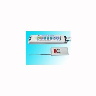 RGB Controller Set 3600 RC mit Funkfernbedienung V2 12-24V