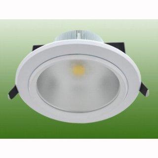 Downlight Einbau LED COB 15W 230V 225mm
