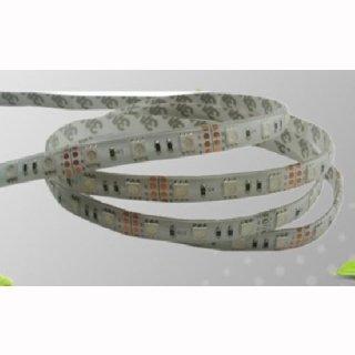 Flex Stripe RGB  60 SMD5050 LEDs/m, 24V, 14,4W/m, IP20 oder IP68 (sleeve)