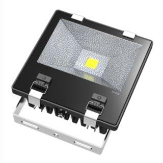 LED Floodlight  70W IP65 120° 1x70W Bridgelux COB Professional