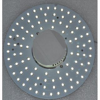 Downlight-LED-Inlay 23W ww rund 250mm