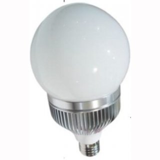LED Kugelbirne  9,5W RGB  Global incl. FB