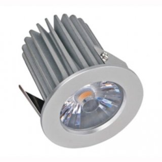 Downlight 8W Bridgelux COB ww cw opt. dimmbar 25° 40° 60° DA 53mm starr
