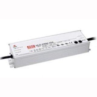 MeanWell LED Trafo HLG 240H-A, 193W/240W, IP67 DC 12V/24V Gleichstrom