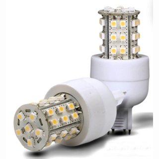 G9 Kornlampe 230V 48 SMD3528 3W warmweiß dimmbar