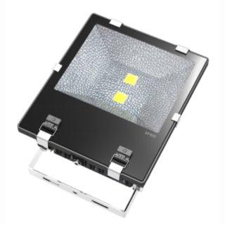 LED Floodlight 150W IP65 120° 2x70W Bridgelux COB Professional