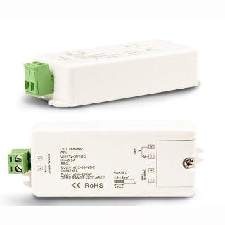 Funk Dimmer für12-24V LED-Anwendungen excl. Fernbedienung