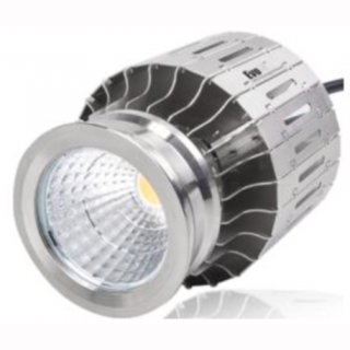 Einbauspot Professional System EVO50 14W COB LED modular CRI 90