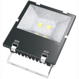 LED Floodlight 150W IP65 120° 2x70W  Bridgelux COB Meanwell