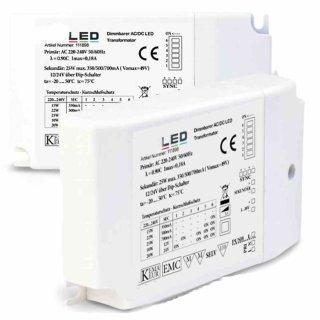 LED Konstantstromtreiber 350mA 1-52W