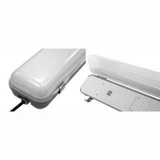 Triproof VT LED Deckenleuchte 60/70W IP65 150cm