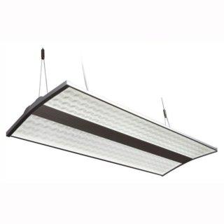 LED Pendel Panelleuchte Fly, 120x30x3cm, 60W, ultrahell, attraktives Design, warmweiß, weiß, kaltweiß