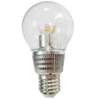 LED Kugelbirne  7W SMD 330°  high CRI warmweiss 2800K, 500lm, dimmbar 30-100%