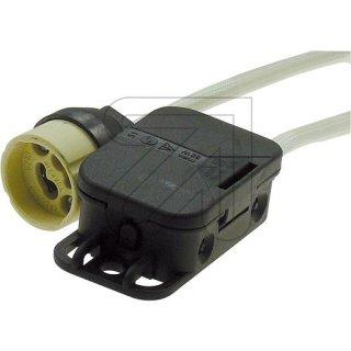 GU10 Adapter Sockel mit Zugentlastung